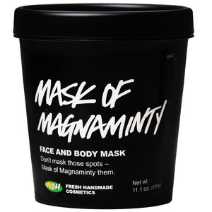 Mask of Magnanimity from Lush