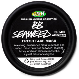 BB Seaweed mask from Lush
