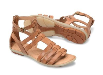 born summer gladiator sandals