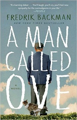 book cover of a man called ove